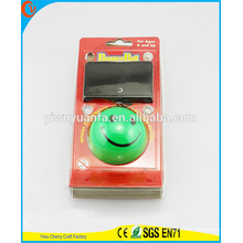 Popular Style Funny Toy Green Smile Wrist Hi Rubber Bounce Ball
