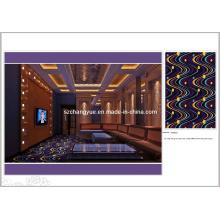 Высококачественная струйная нейлоновая стена для стены Hotel Carpet
