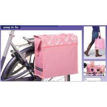 Bolsa exterior para bicicleta y bicicleta