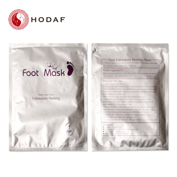 Exfoliating och Relieve Chapping Callus Foot Mask