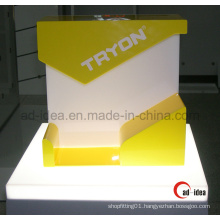 Acrylic Display Stand/Acrylic Cubes/ Acrylic Exhibition Holder (AD-ACL-3801)
