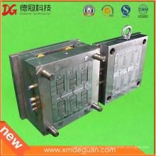Molde de la tapa del extremo del soporte de aluminio solar de la inyección del plástico de la inyección