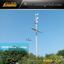 netzunabhängiger Hybrid-Solar-Windkraftgenerator