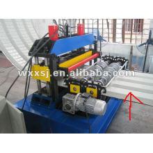 Machine feuille de toiture sertissage hydraulique