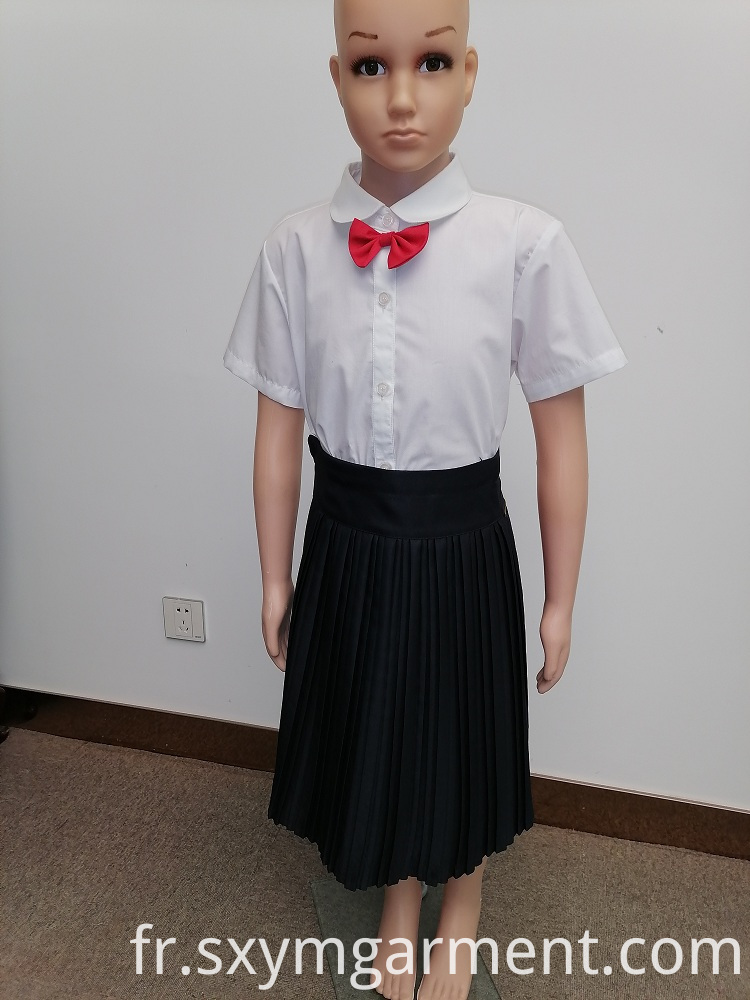 custom Girls School Uniform