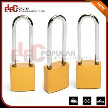 Elecpopular Hot Sale Products 41mm Lock Body Long Shackle Aluminium Padlock