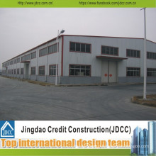 Ce Low Cost Steel Factory Warehouse