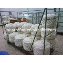 Fabrik-Versorgungsmaterial-Schafe-Wolle-Oberseiten