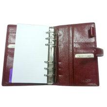 Leather Planner Organizador Portafolio (EN-003) / Diary Cover