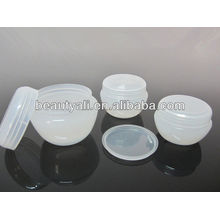 Cheapest Small Empty PP Container for Cosmetic Packaging