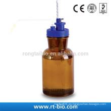 Dispensador de botellas de plástico ajustable