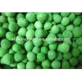 Chino IQF guisante verde congelado