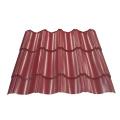 Feuilles enduites de couleur premium pour toiture