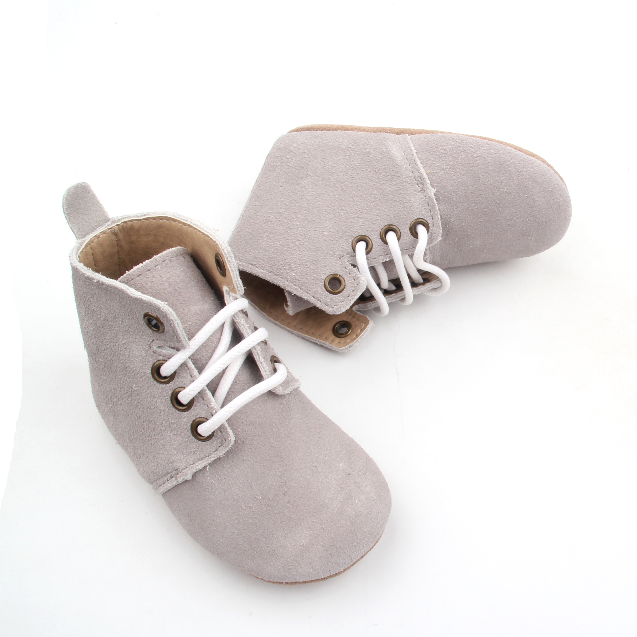 Baby boots Soft leather