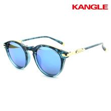 High fashion Mirror lens sunglasses eyeglasses frames 2017 August