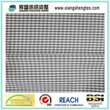 Yarn-Dyed Nylon Cotton Plaid Fabric for Shirt