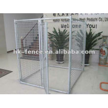 5ft by 10ft welded dog kennel /welded dog run