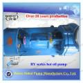 Pompe à huile chaude refroidie par air / pompe centrifuge à chaleur série RY