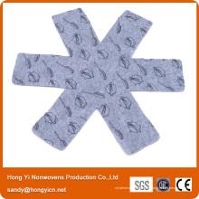 Tapis de cuisine en tissu non tissé perforé à l'aiguille 100% polyester