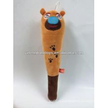 Китай завод плюшевых медвежий игрушки плюшевые массаж палку