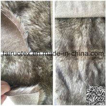Nachahmung Wolle Kunstpelz für Lady Coat Warm Winter Jacke