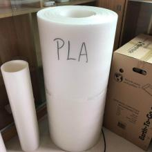 Película de lámina rígida PLA