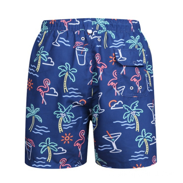 Swim Custom All Over Print Shorts Maillot de bain