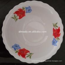 Venda quente de ponta de corte de utensílios domésticos tigela de sopa de cerâmica