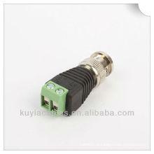 Коаксиальный кабель CAT5 для камеры видеонаблюдения BNC Video Balun Connector