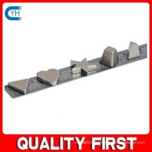Made in China Hersteller & Fabrik $ Supplier High Quality Unregelmäßiger Form Magnet
