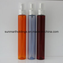 75mm Colorful PP Bottles with Screw Aluminum Bottles