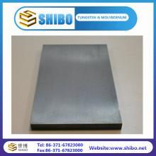 99.95% молибдена лист для тепловой защиты с ASTM B386