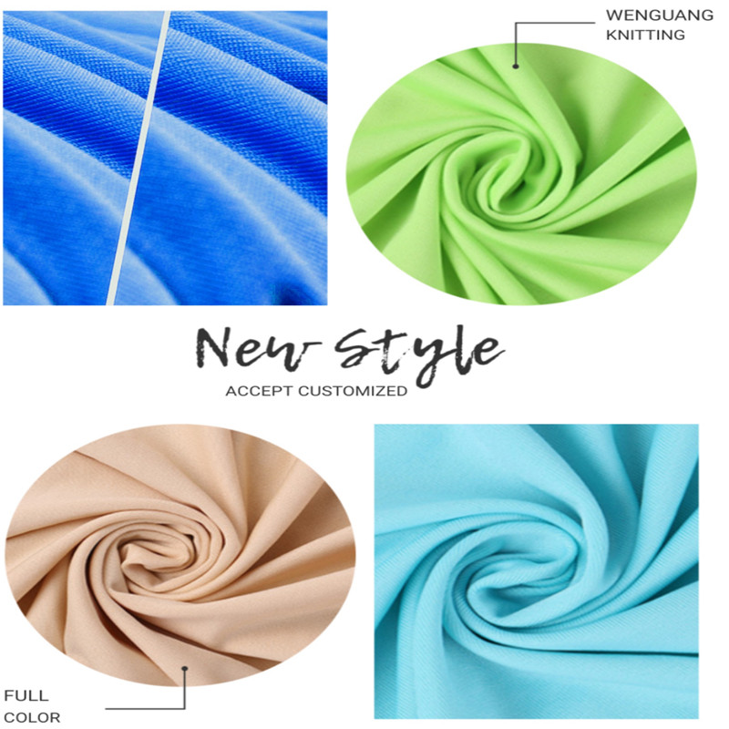Breathable Fleece Smooth Milk Silk Stretch Brushed Fabrics 2