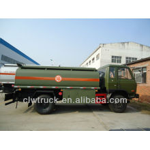 Petrolero químico del aceite de Dongfeng 145, 8-10 M3 petrolero para la venta