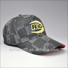 Cool casquette de baseball de haute qualité avec logo personnalisé