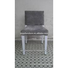 Cheap stackable white color coffee chair XA3262