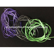 Reflektierendes Kopfhörer-Kabel