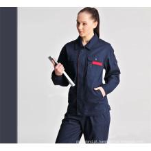 Vestuário de trabalho de segurança unsex 100% algodão