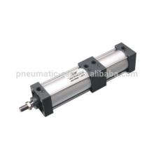 Precio del cilindro neumático del perfil de aluminio de la serie SCT