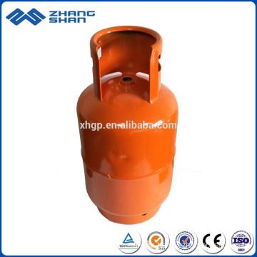 Empty LPG Gas Cylinder Portable 9Kg LPG Gas Bottle Low Prices
