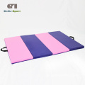 Kundenspezifische Soft Folding Foam Gym Training Gymnastik Mat