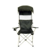 Alta qualidade ao ar livre cadeira de acampamento dobrável cadeira de jardim de praia dobrável durável
