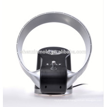 Foldable bladelss fan