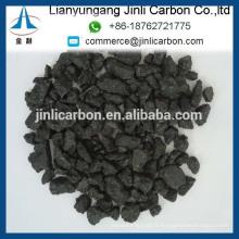 les déchets d'électrode de graphite de qualité inférieure de l'azote 0.01% de qualité supérieure GES 1-5mm