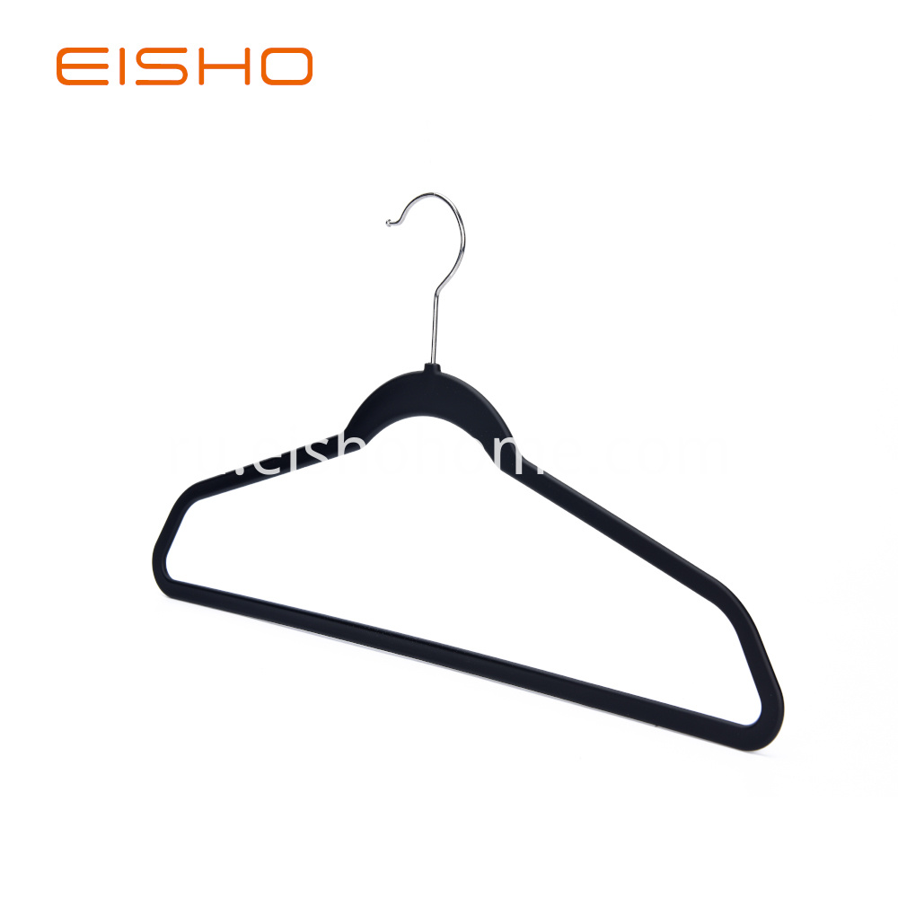 15 4 Rubber Coated Clothes Hangers