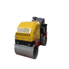 Fahrt auf Dieselmotorverdichter-Straßenwalze