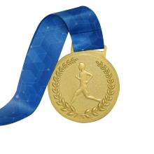 China Custom Metal Gold Silver Bronze American Sport Soccer Football Medal