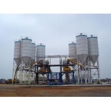 Planta de dosificación de hormigón estacionaria Hzs 180 (180 m3 / h)