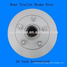 """brake disc - 10""""brake disc the mechanical brake part of boat trailer"""