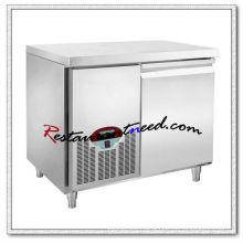 R301 1.2m 1 Door Luxurious Fancooling Undercounter Refrigerator
